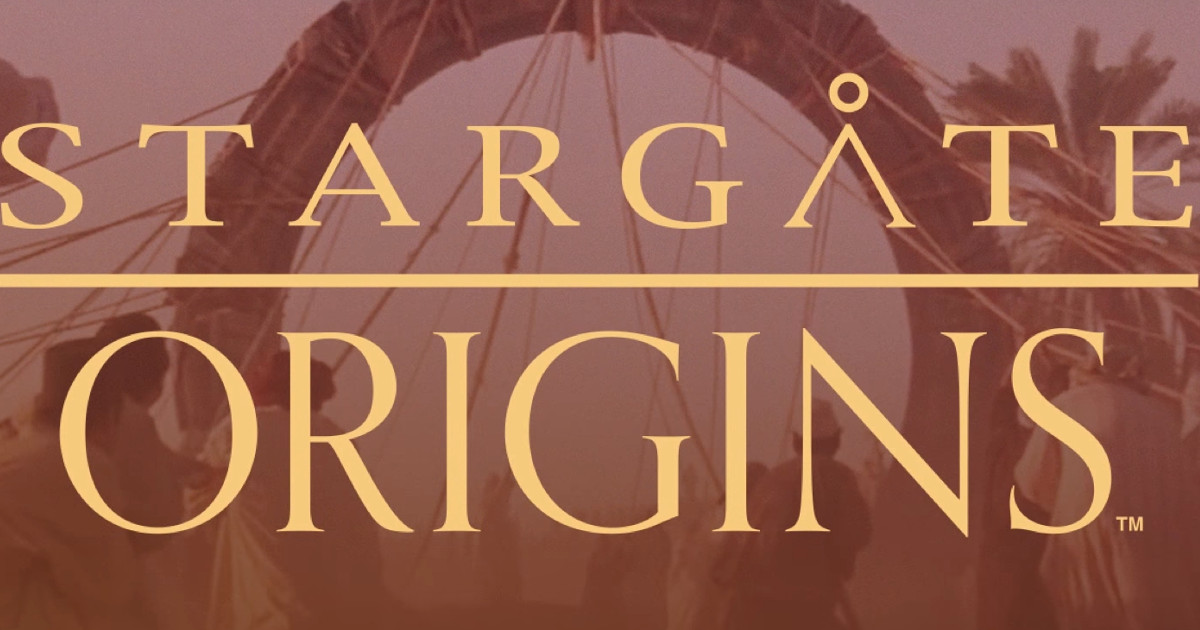 Watch the first behind-the-scenes glimpse for MGM's digital-only Stargate prequel