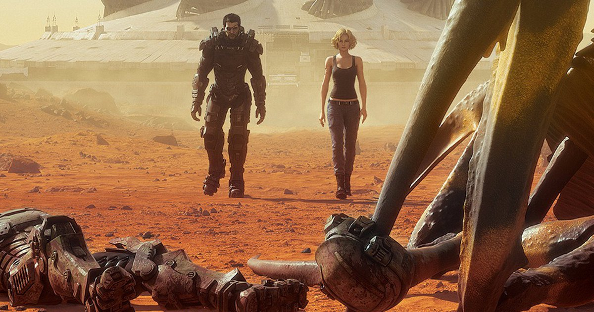 Traitor of Mars Trailer: Starship Troopers Gets an Animated Sequel