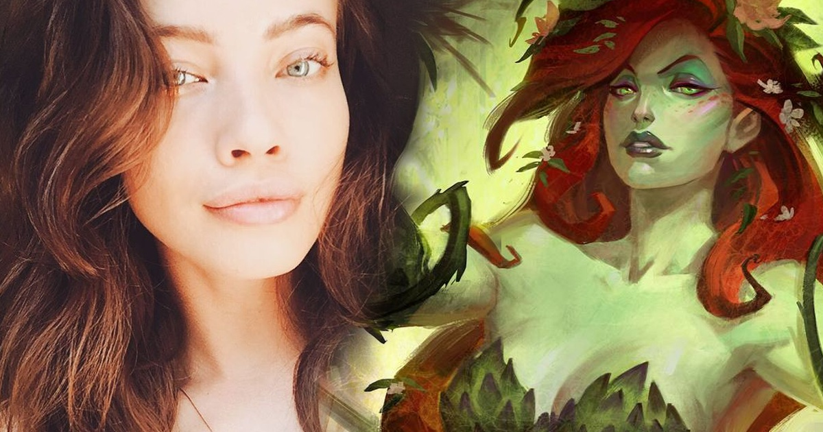 Stephanie Corneliussen Wants To Play Poison Ivy