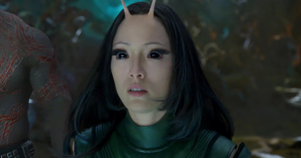 Steve Englehart Not Happy With Mantis In Guardians of the Galaxy 2