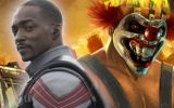 Anthony Mackie Starring in 'Twisted Metal' Series For Sony
