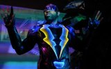 Good News: Awful Black Lightning Getting Costume Fixed