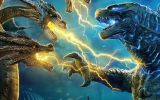 Godzilla vs Ghidorah In Epic Chinese Poster