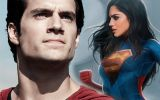 Henry Cavill Responds To Supergirl With 'Mass Effect'