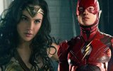 Justice League 2: Gal Gadot & Ezra Miller Talk Villains