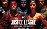 Justice League Music Score Sound Track Includes Superman