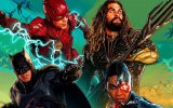 Justice League soundtrack and posters