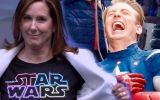 Kathleen Kennedy Explains Why Disney Star Wars Sucks; Won't Follow Marvel