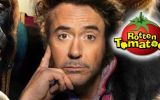 Robert Downey Jr.'s 'Dolittlle' Tanks At Box Office and Rotten Tomatoes