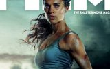 New Tomb Raider Images: Alicia Vikander and more