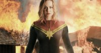 Brie Larson Prepping For Captain Marvel At Nellis Air Force Base