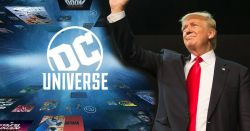 DC Universe Twitter F-Bombs President Donald Trump