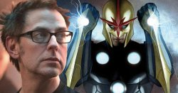 James Gunn and Nova Erupt On Twitter