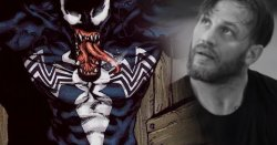 Tom Hardy Venom Training Is Hard Core; Carnage Teased