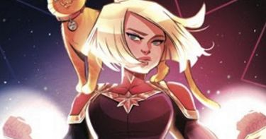 Disney Farms Out Captain Marvel To IDW