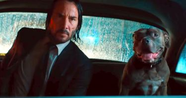 John Wick 3 Taxi Clip and IMAX Poster