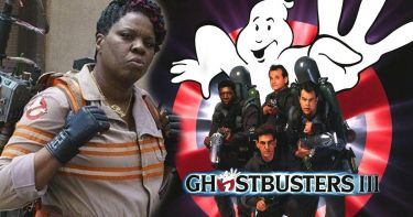 Leslie Jones F-Bombs Ghostbusters 3