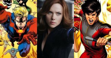 Marvel Black Widow, Eternals and Shang Chi Leaks