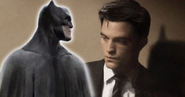 Robert Pattinson Says The Batman Suit Is 'Very, Very Cool'