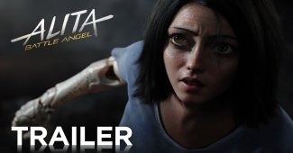 Alita: Battle Angel Trailer Now Online