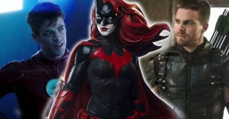 Batwoman Arrowverse Crossover Dates Announced