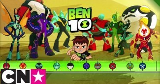 Ben 10 Gets Season 3 As Cartoon Network Announces New & Returning Series