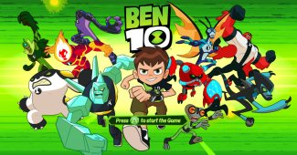 New Ben 10 Video Game