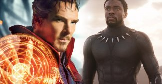 Black Panther Taking On Doctor Strange At Box Office