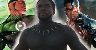 Black Panther May Lead To Green Lantern & Cyborg Movies