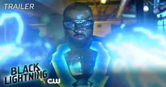 Black Lightning 2018 Comic-Con Trailer