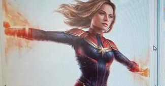 Brie Larson Is Magnificent As Captain Marvel Says Jude Law