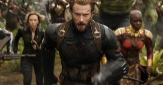 Chris Evans Talks Captain America Beard