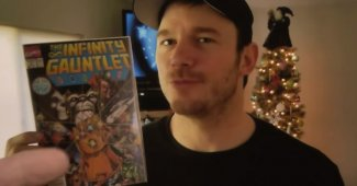 Chris Pratt Infinity Gauntlet