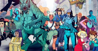 ComiXology Originals Announces Next Wave At Comic-Con