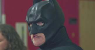 Batman Marvel Universe Conan O'Brien