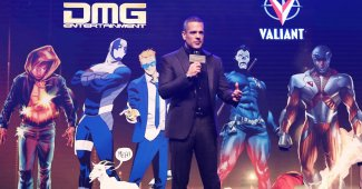 Filmmaker Dan Mintz Acquires Valiant Entertainment