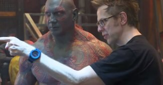 Dave Bautista Slams Cyber Nazis For James Gunn Attack