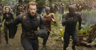 Disney Preview Includes Avengers: Infinity War, Black Panther & More High-Res Images