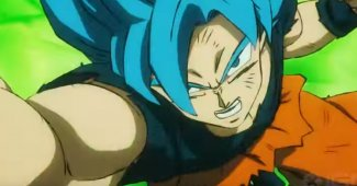 Dragon Ball Super: Broly Comic-Con Trailer