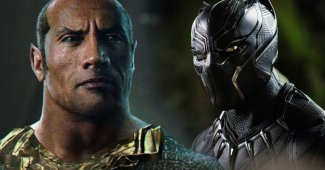 Dwayne Johnson Is Motivated By Black Panther (Video)