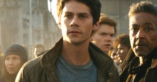 Dylan O'Brien Maze Runner The Death Cure