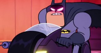 Teen Titans Go! To The Movies Evil Batman Clip