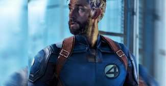 John Krasinski Would Love Fantastic Four