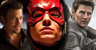 Brad Pitt & Tom Cruise Rumored For The Flash