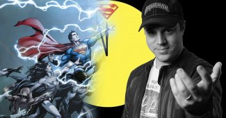 Geoff Johns Steps Down As DC Chief Creative Officer