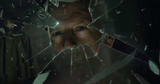 """Glass"" Bruce Willis Comic-Con Trailer Teaser"