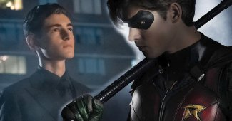 Gotham's Batman Responds To Titans Trailer