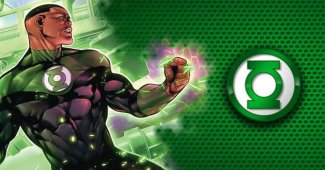 John Stewart Confirmed For Green Lantern Corps