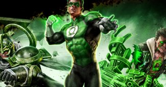 Green Lantern Corps Not Guardians of the Galaxy Says Johns