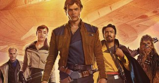 Han Solo Blu-Ray Trailer, Art & Info